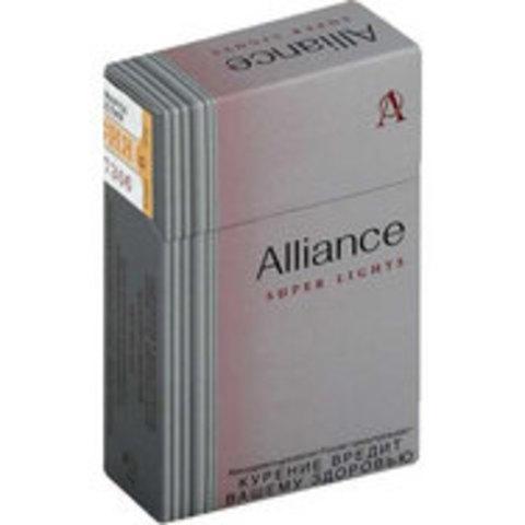 Купить альянс сигареты сигареты west купить в москве