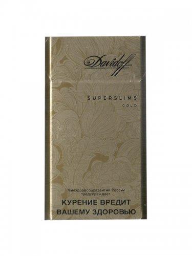 Энциклопедия сигарет - Davidoff.