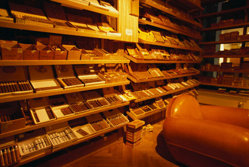 Марки сигар по регионам