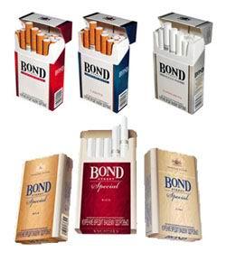 Бонд сигареты купить в россии электронная сигарета тольятти цена купить