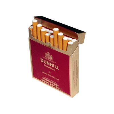 dunhill red сигареты купить